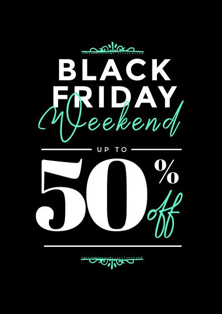 62 Best Black Friday Sale Posters Images On Pinterest