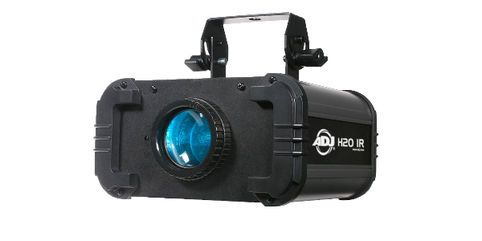 Great effect like that simulates the light bouncing effect of water. This unit is lightweight and easy to use. Big bang for the buck effect. Popular for DJs, nightclubs, weddings, shows, and events.