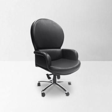 Chromecraft Birmingham fice Chair Black