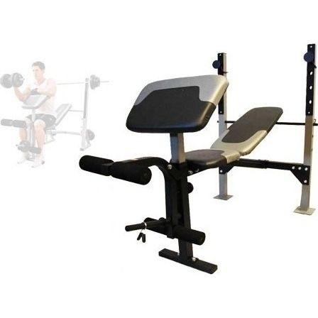 Body Iron Home Gym Adjustable Bench Press SSX | Buy Sports & Outdoors