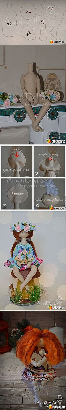 весенняя куколка(сидячая): Совместный пошив: Группы - diets.ru