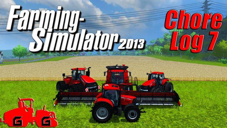 Farming Simulator 2013: Chore Log 7 - Tractor Sale!