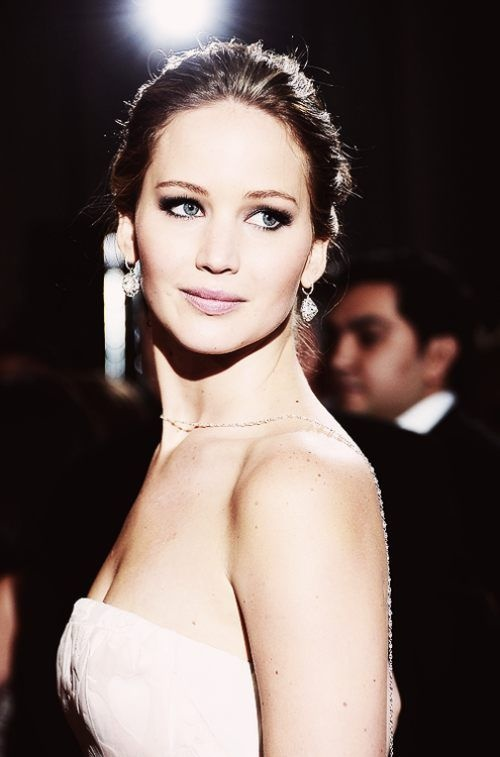 The most beautiful, humble, hilarious young actress out there.  Absolutely LOVE Jennifer Lawrence!!