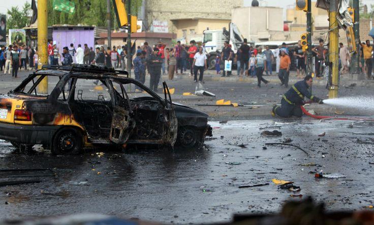 Iraque: pelo menos dez pessoas morreram em dois atentados | #Atentados, #Bagdá, #Fallujah, #Ramadi, #Sunita