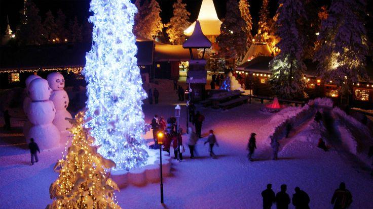 Santa Claus Village Beautiful