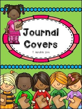 Monthly+Journal+coversThis+is+a+set+of+monthly+journal+covers+to+use+in+your+classroom.++Each+page+is+in+black+and+white+so+that+the+students+can+color+a+new+cover+each+month.