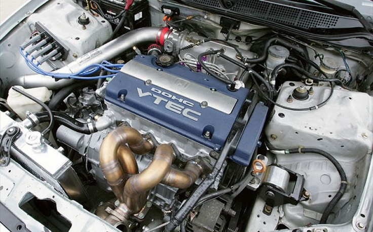 Honda Civic Engine Can't get enough #JDM and #Import Style? Neither can we! Join…