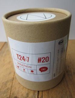 T24:7 #20 Smultron www.teadventskalendern.se