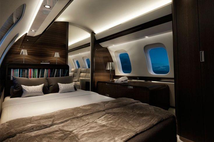 En estos aviones podrás viajar de la manera más lujosa posible - El Diario de Coahuila