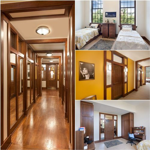 Spelman Dorms Inside   Renovation of Historical Structure at Spelman College is Complete