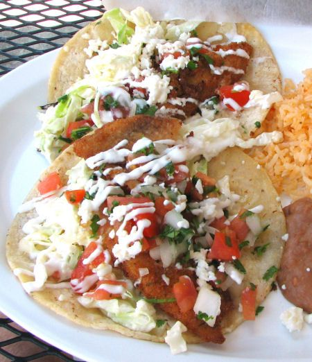 17 best images about seafood main dishes on pinterest for Halibut fish tacos