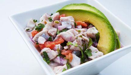 """Ricette di #Panamà Pensi a Panamà (con l'accento sulla """"A"""") e subito ti salta in mente il canale. Qui vi proponiamo un """"tour"""" inconsueto nella gastronomia del Paese del Centro America. #ceviche di #pesce  #ricetta #chefboris"""