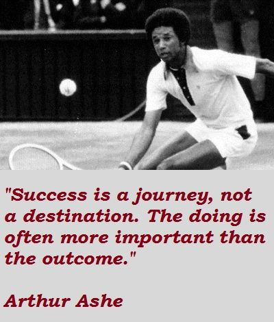 arthur ashe quotes - Google Search