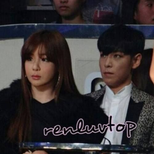 is top from big bang dating park bom Despite being unconfirmed, certain k-pop fans are convinced big bang's top and f(x)'s krystal are dating, so much so that the two names have begun trending on twitter.