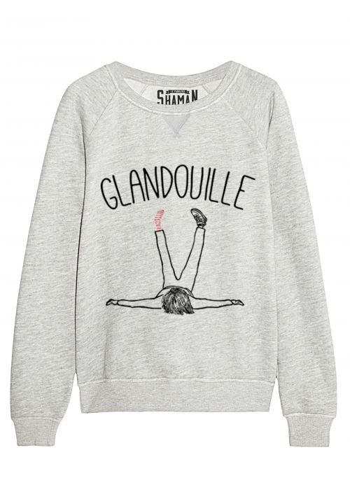 "Sweat ""Glandouille"""