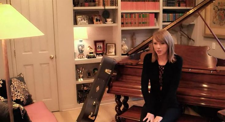 Here's How to Give Your Home the Taylor Swift Touch Taylor Swift