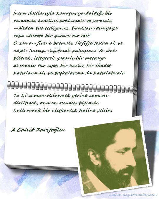 #zarifoğlu #zarifadam #yürekten #sözler