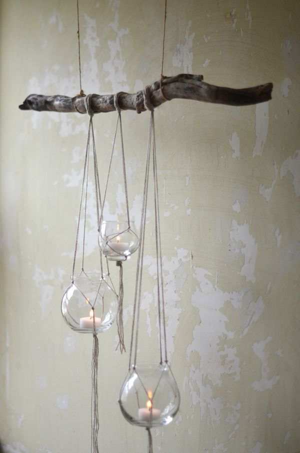 How High To Hang Candle Wall Sconces : 26 best images about Candles on Pinterest Jars, Lighting and Hanging candles