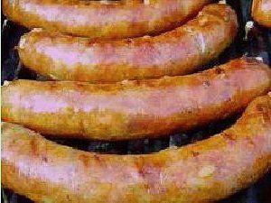 Homemade Sausage Recipe,...& Homemade HOTDOG recipe