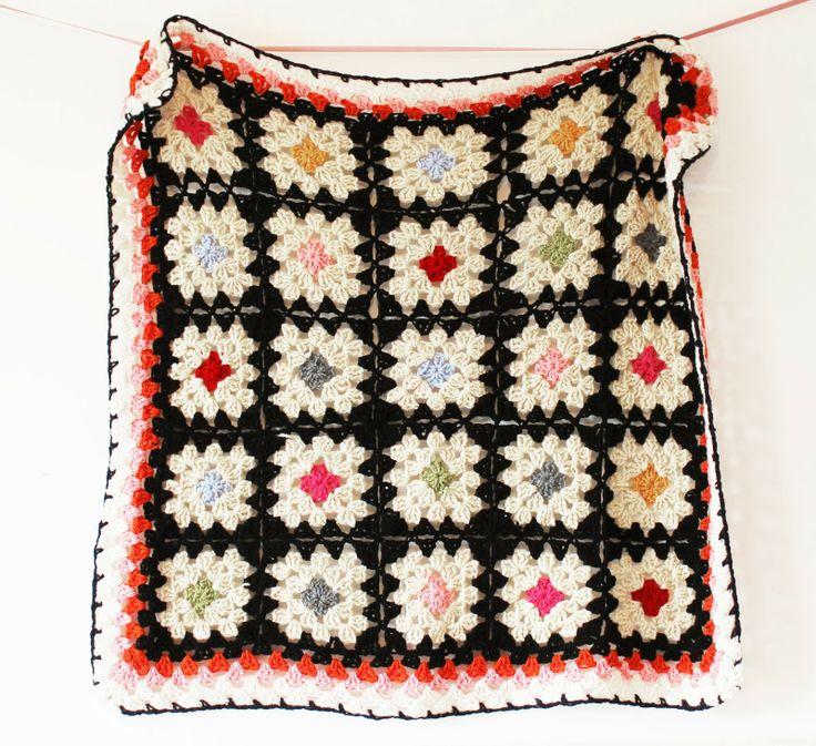 287 Best Mantas Images On Pinterest Crochet Afghans