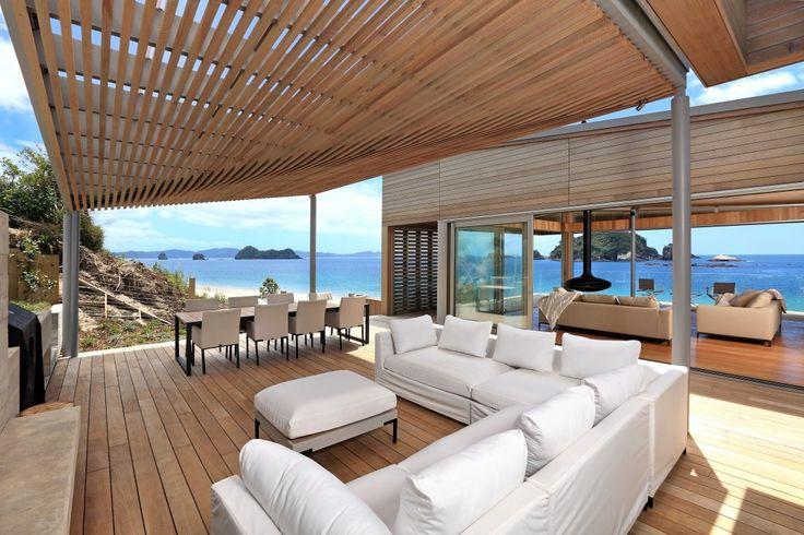 Hahei Beach House » Archipro