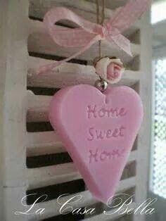 #la casa bella# heart
