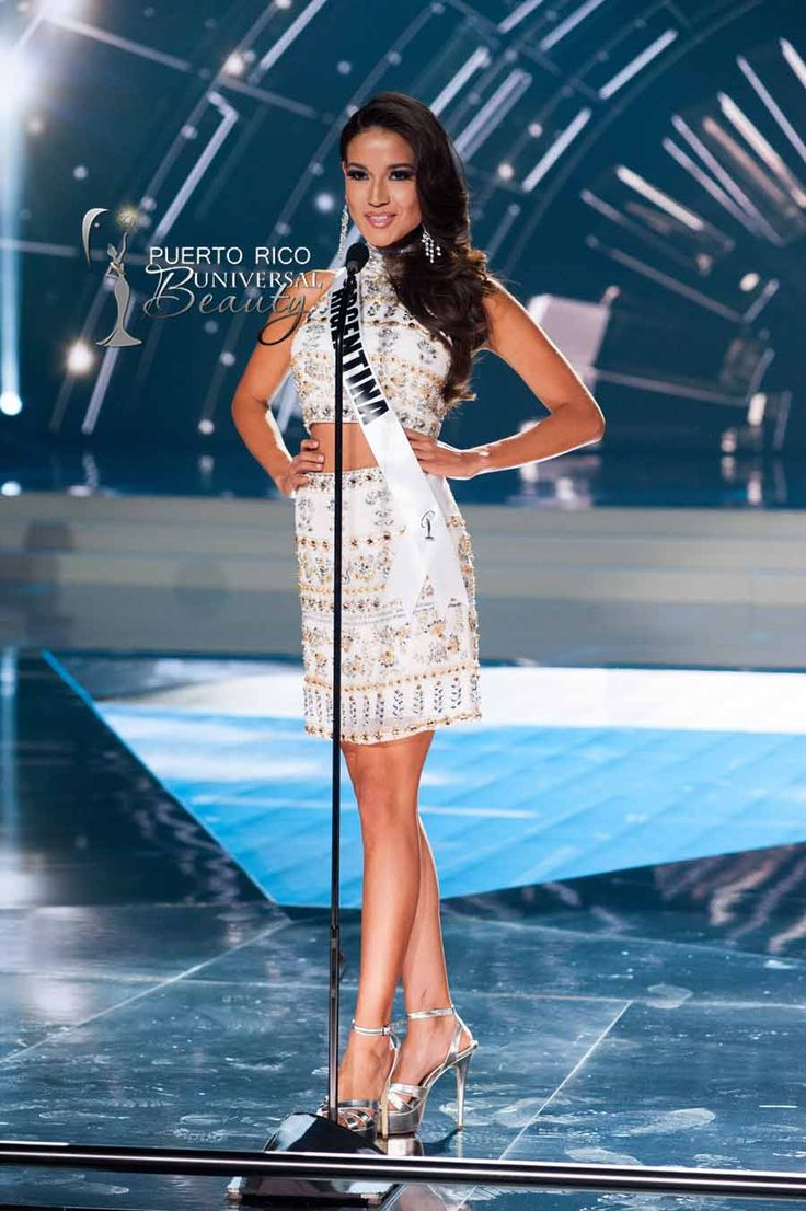 MISS UNIVERSE 2015 :: PRELIMINARY COMPETITION OPENING | Claudia Barrionuevo, Miss Universe Argentina 2015, on stage in fashion by Sherri Hill and footwear by Chinese Laundry during the opening of The 2015 MISS UNIVERSE® Preliminary Show at Planet Hollywood Resort & Casino Wednesday, December 16, 2015. #MissUniverse2015 #MissUniverso2015 #MissArgentina #ClaudiaBarrionuevo #PreliminaryCompetition #Opening #LasVegas #Nevada