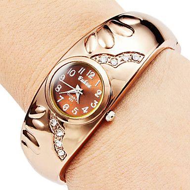 damklocka armband stil med diamantdekoration – SEK Kr. 46