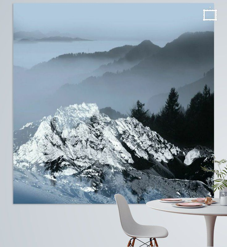 Neu in meiner Galerie bei OhMyPrints: FOGGY BLUE MOUNTAINS   #art #collage #mountains #nature #piaschneider #ohmyprints #ateliercolourvision #blau #blue #kunst #landschaft #landscape #berge #blackfriday