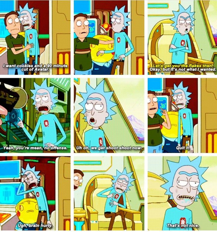 Rick and Morty • It's a Rick and Jerry Adventure