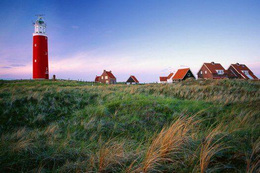 #Vuurtoren op het mooiste eilanfd van #Nederland, #Texel