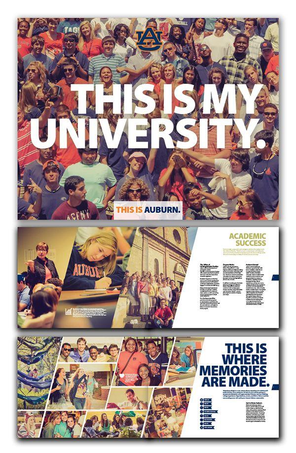 This is My University. Auburn