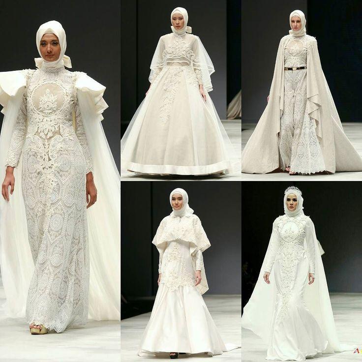 Choose your favorite #TheWhiteRoses . Hijabstylist: @sammyngr @afsyah by byayudyahandari