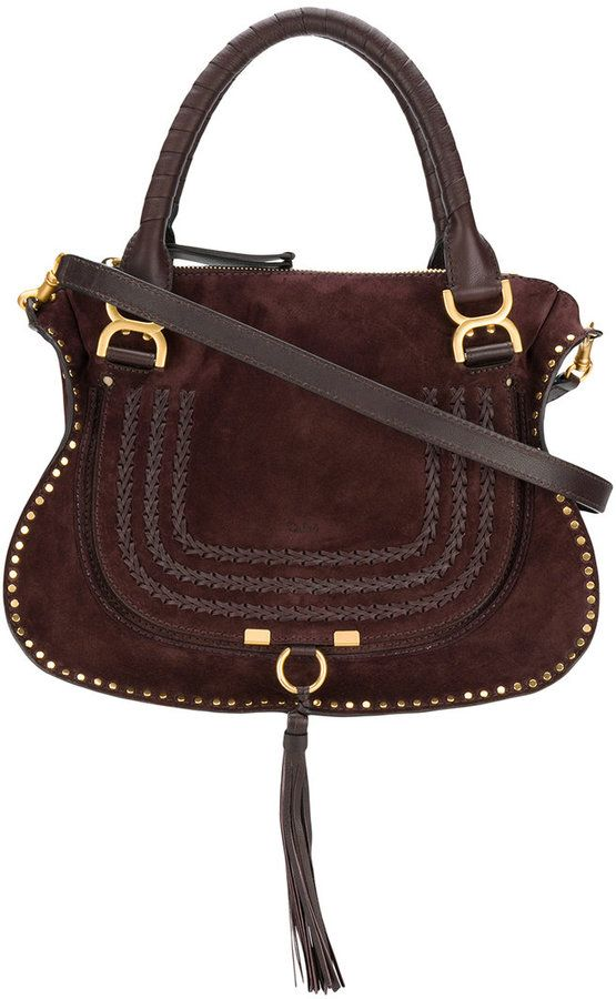 84f74e39ae2 Chloé Marcie tote bag   Bags in 2018   Pinterest   Bags, Handbags ...