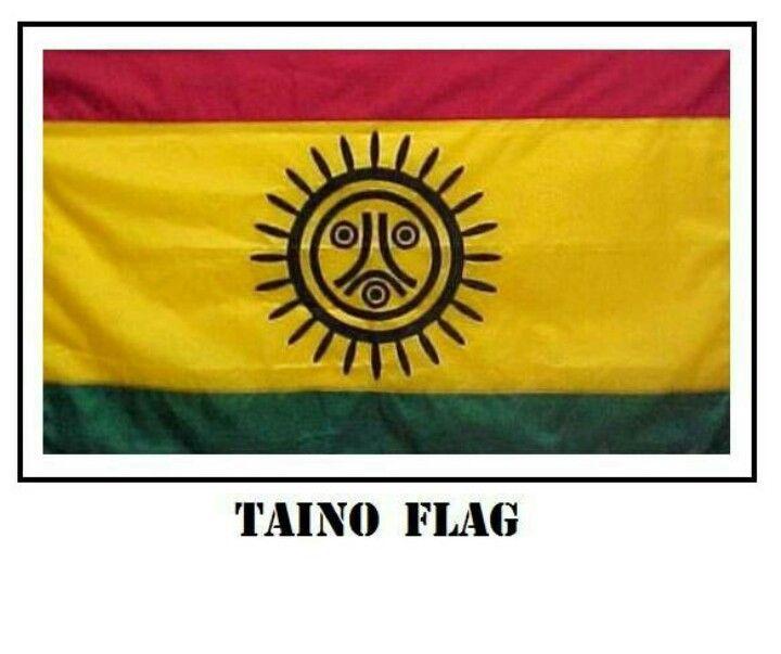 ☀ Puerto Rico ☀Tainos flag