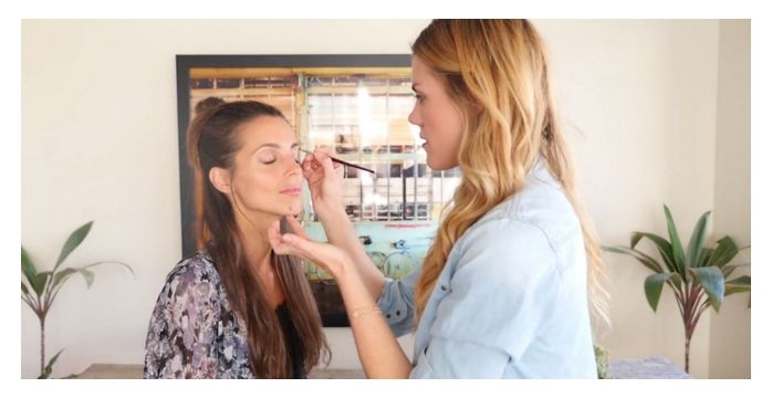Another Inspiring Interview about Green Beauty + Toxic-free #Makeup Masterclass With Emmily Banks
