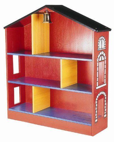 10 Excellent Firehouse Bookcase Foto Ideas