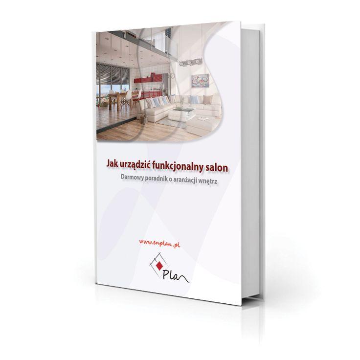 Projektowanie wnętrz, e-book  zaprojektuj funkcjonalny salon