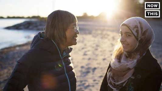 This woman was a refugee of the Vietnam War  now shes giving back by taking in refugees  #news #alternativenews