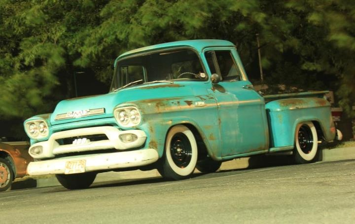Do You Love Old Trucks and Patina? This 1959 GMC 100 ...
