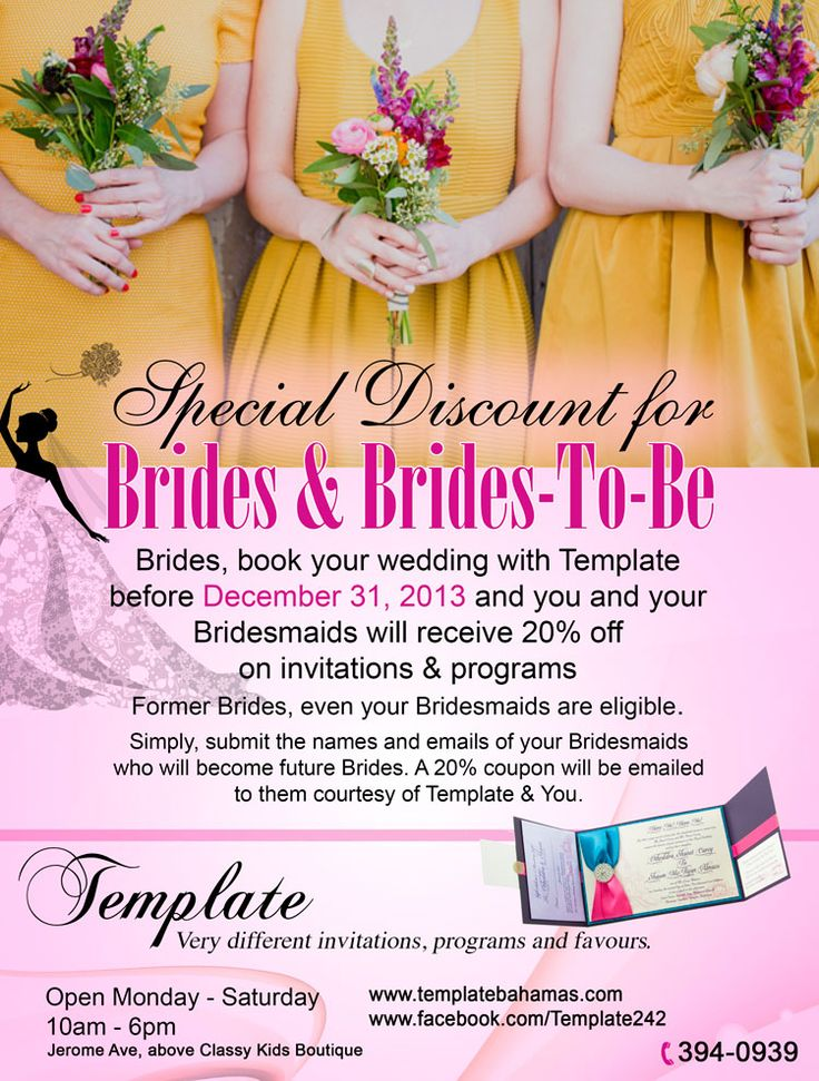 Is Offering Brides 43