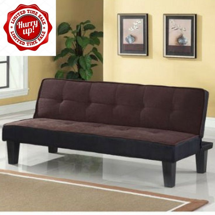 Splitback Sofa Futon Sleeper Sofa Modern Convertible Recliner Lounge Furniture Living Room Contemporary Armless Sleeping Couch forter fortable Minimal Contemporary - Elegant best futon for sleeping Idea