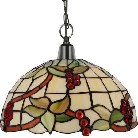 Searchlight Vineyard Tiffany Style Non Electric Pendant (3647)