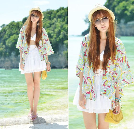 Hey Beach! (by Camille Co) http//lookbook.nu/