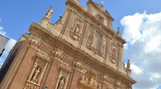 Galatone - Santuario del Santissimo Crocifisso della Pietà