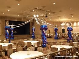 1000 images about balloon crazy on pinterest balloon for Balloon dance floor decoration