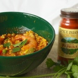 Sounds delish :) Paella Soup
