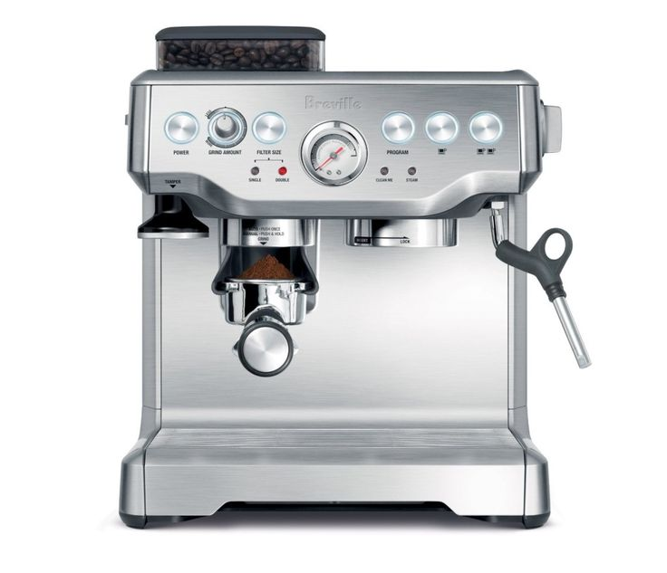 11 best top 10 best selling coffee makers with grinder reviews 2015 breville bes860xl barista express espresso machine with grinder coffee makers with grinder reviews 2015 fandeluxe Choice Image
