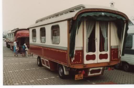 Woonwagen circus