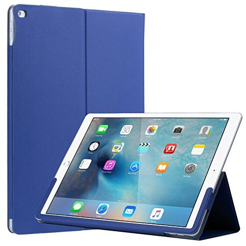 iPad Pro Case, iPad Pro 12.9 Case, ULAK Folio Slim Smart Cover Case Stand with Auto Wake/Sleep Feature for Apple iPad Pro 12.9 inch (2015)  iPad Pro Case, Specifically designed to fit your iPad Pro (12.9 inch) 2015; Will not fit iPad Air 2, iPad AirMade with premium synthetic leather exterior and pattern anti skid interiorFoldable built in stand with multiple horizontal viewing angles  http://dailydealfeeds.com/shop/ipad-pro-case-ipad-pro-12-9-case-ulak-folio-slim-smart-cover-cas..